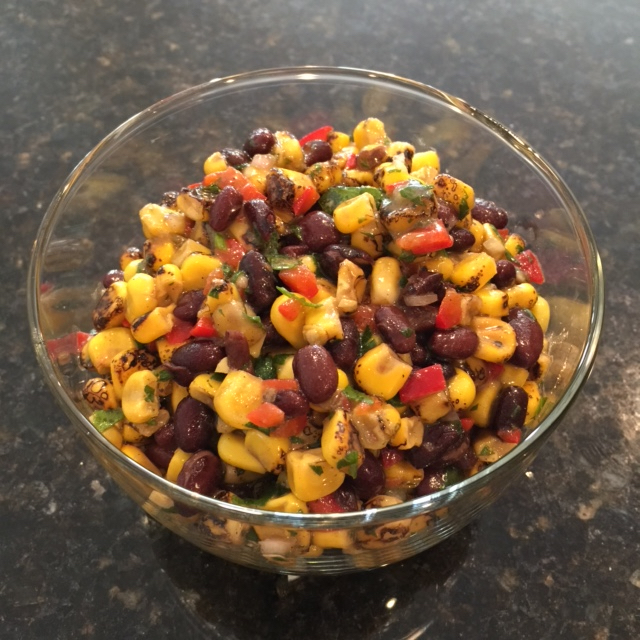 Corn & Black Bean Salad